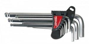 Klucze imbusowe 1.5-10 Proline długie z kulką