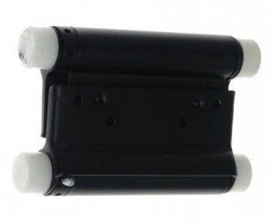 Zawiasa wahadowa 100mm malowana czarna