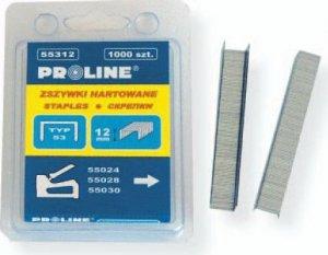 Zszywki tapicerskie hartowane TYP53 8mm