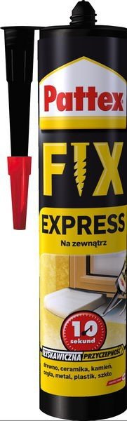 Klej FIX EXPRESS 375g PL600 PATTEX