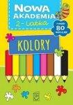Nowa Akademia 2-latka. Kolory