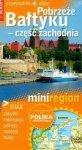 Pobrzeże Bałtyku - część zachodnia. Przewodnik + Atlas