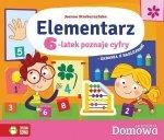 Elementarz:  6-latek poznaje cyfry. Akademia Domowa