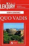 Quo Vadis (Dragon, oprawa twarda)