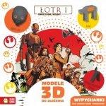 Star Wars. Łotr 1. Modele 3D do złożenia