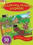 Obrazkowy słownik angielski. Zwierzęta i ich domki