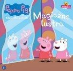 Peppa Pig. Książeczki z półeczki. Magiczne lustra