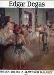 Edgar Degas. Wielka kolekcja sławnych malarzy, tom 15 płyta DVD