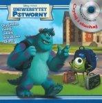 Uniwersytet potworny CD