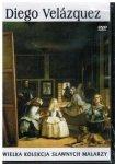 Diego Velazquez. Wielka kolekcja sławnych malarzy, tom 8 płyta DVD