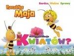 Pszczółka Maja. Bardzo ważne sprawy. Kto potrzebuje kwiatów?