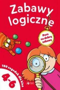 Zabawy logiczne. 100 zagadek dla klas 4-6