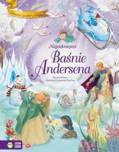 Opowieści ze złotą wstążką. Najpiękniejsze Baśnie Andersena.