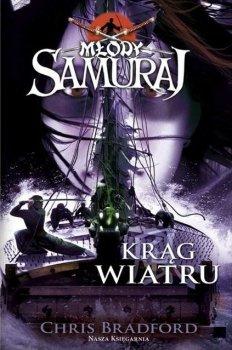 Krąg wiatru. Młody samuraj, tom 7