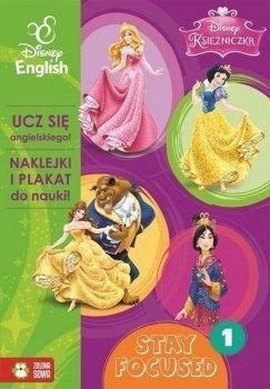 Księżniczka  Disney English. Stay Focused, część 1