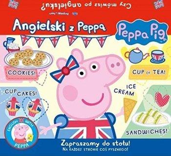 Świnka Peppa. Angielski z Peppą