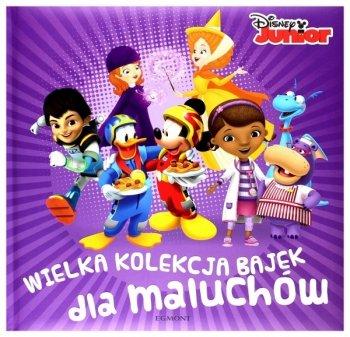 Wielka kolekcja bajek dla maluchów. Disney Junior