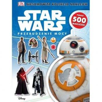 Star Wars. Przebudzenie Mocy. Niesamowita kolekcja naklejek