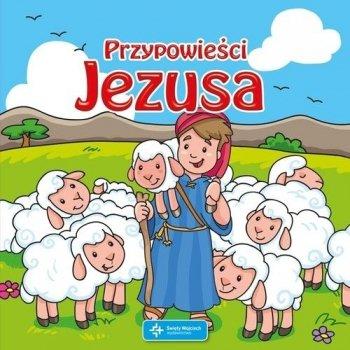 Przypowieści Jezusa. Książeczka kąpielowa