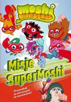 Misje Super Moshi. Moshi Monsters