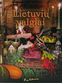 Lietuviu valgiai. Kuchnia litewska, wersja litewska
