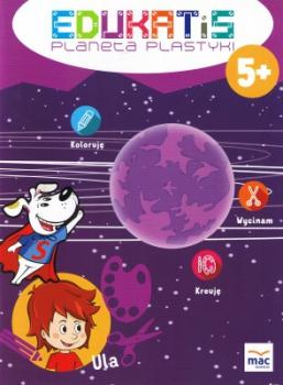 Edukatis Planeta plastyki 5+