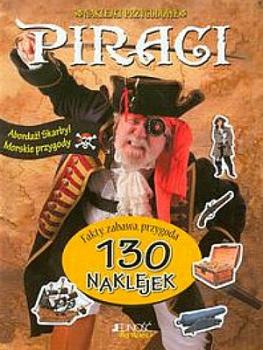 Naklejki przygodowe Piraci