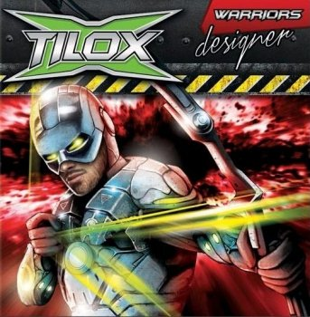 Warriors designer. Tilox