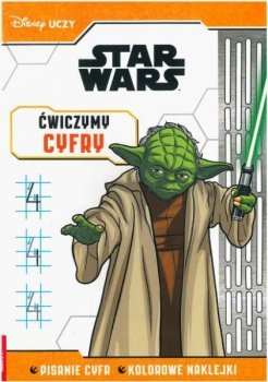 Star Wars. Ćwiczymy cyfry
