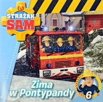 Zima w Pontypandy. Strażak Sam, tom 6
