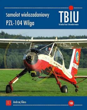 Samolot wielozadaniowy PZL-104 Wilga