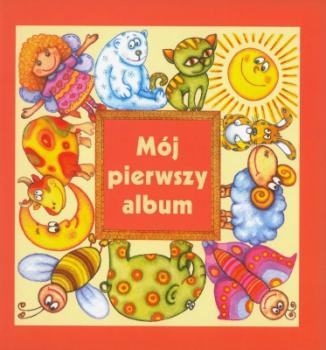 Mój pierwszy album