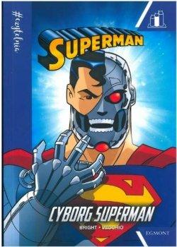 Cyborg Superman. Superman