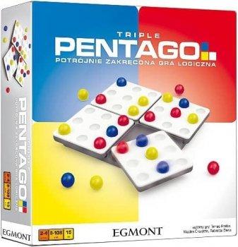 Pentago triple - Egmont Gra