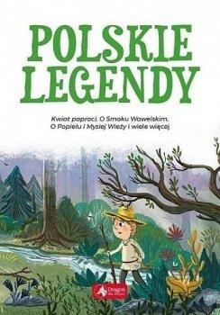 Polskie legendy. Oprawa miękka
