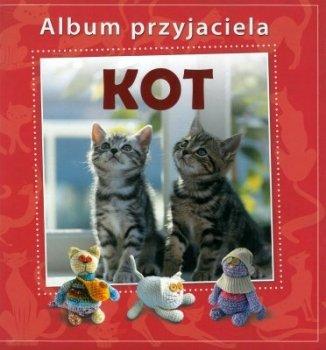 Album przyjaciela. Kot
