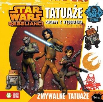 Star Wars Rebelianci. Tatuaże. Zabawy z wyobraźnią