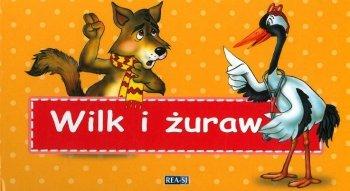 Wilk i żuraw