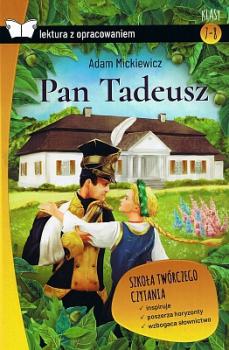 Pan Tadeusz. (Oprawa miękka, z opracowaniem)