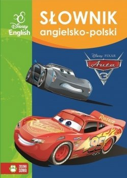 Słownik angielsko-polski. Auta 3. Disney English