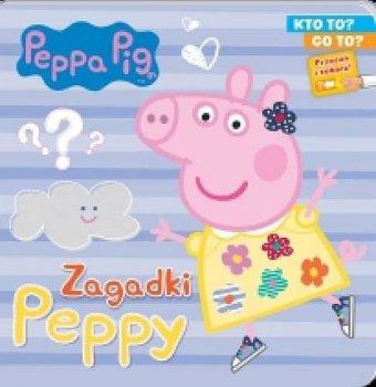 Zagadki Peppy. Peppa Pig. Kto to? Co to? cz.1
