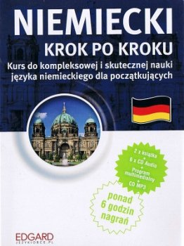 Niemiecki. Krok po kroku. Kompleksowy kurs + 7 CD
