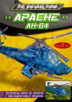 Mój pierwszy model - Apache AH-64 Aksjomat