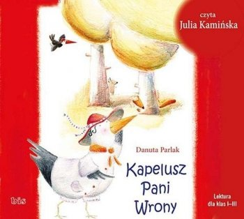 Kapelusz Pani Wrony. Audiobook