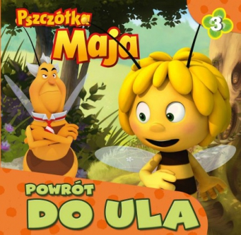 Pszczółka Maja. Powrót do ula. Część 3