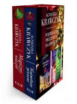 Magiczny wieczór i Najmilszy prezent - Pakiet dwóch książek