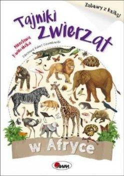 Zabawy z kalką! Tajniki zwierząt w Afryce