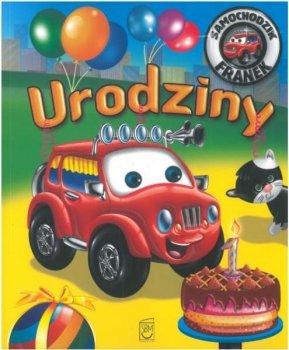 Urodziny. Samochodzik Franek