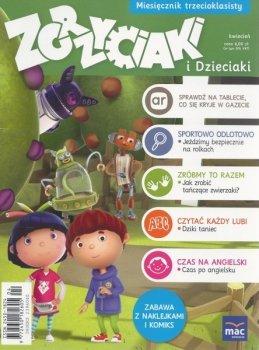 Zgrzyciaki i dzieciaki. Miesięcznik trzecioklasisty - kwiecień. 04/2016