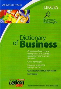 Dictionary of Business. Słownik biznesowy CD